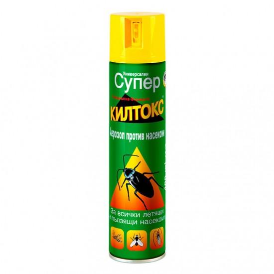 КИЛТОКС 500 мл. - спрей срещу насекоми