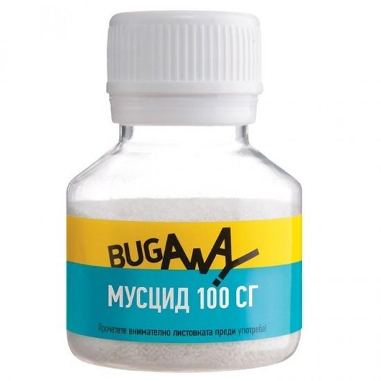 МУСЦИД 100 СГ 25 гр. - Препарат срещу мухи