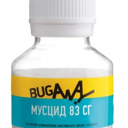 МУСЦИД 83 СГ 30 гр. - Препарат срещу мухи