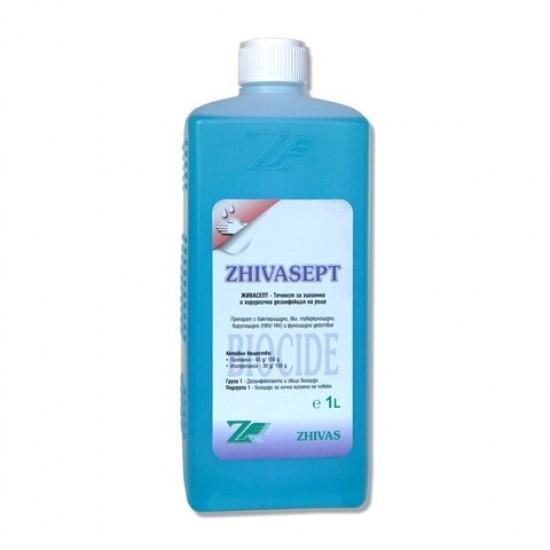 Живасепт - 1 л. дезинфектант за ръце
